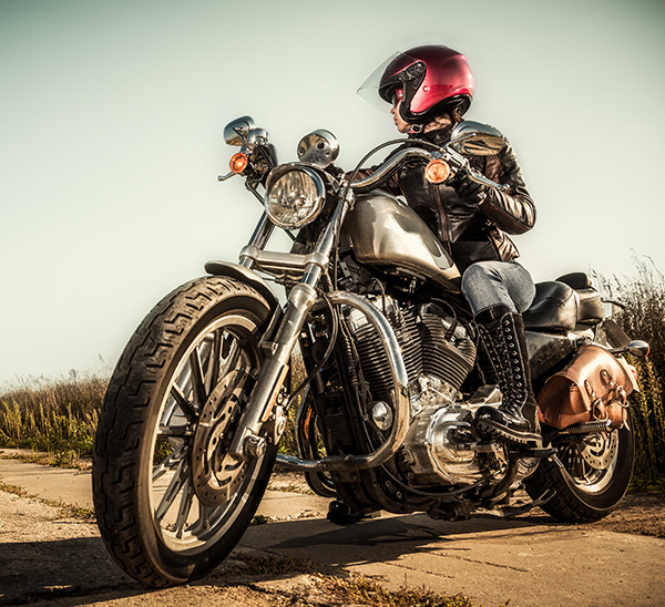Comprehensive Motorcycle Insurance